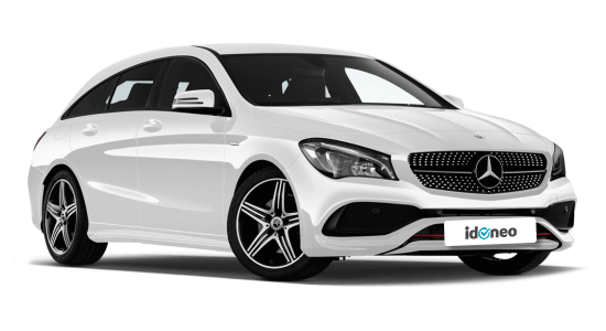 Mercedes Benz Cla 200 D dct Shooting brake de renting