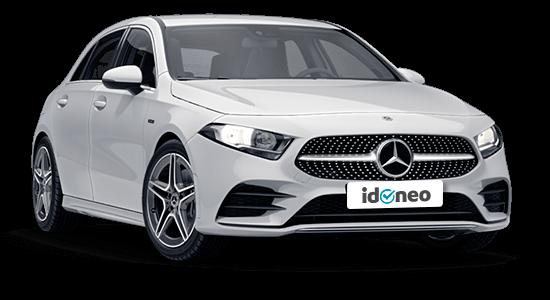 Mercedes Benz A 250 E de renting