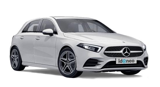 Mercedes Benz 1.5 A 180 D DCT de renting