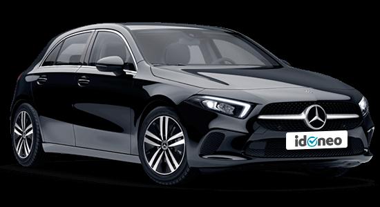 Mercedes Benz Clase A Compacto negro