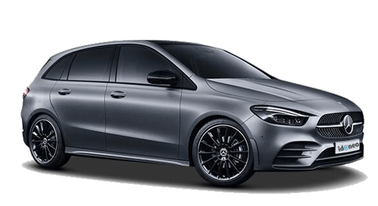 Mercedes Benz Clase B Sports Tourer gris