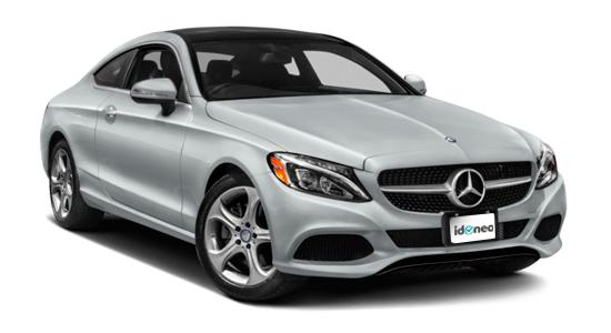 Mercedes Benz 2.0 C 220 D Auto de renting