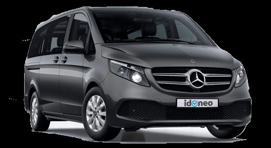 Mercedes Benz Clase V 220 d Exclusive Largo 7G-TRONIC PLUS 163 CV de renting