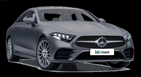 Mercedes Benz CLS 350 D 4MATIC 4P de renting