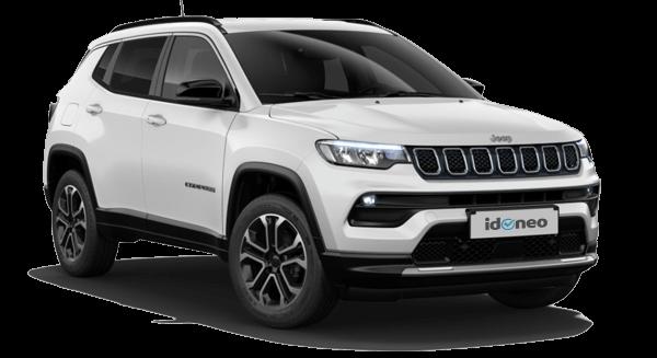 Jeep Compass blanco