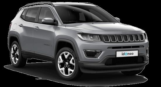 Jeep COMPASS 1.6 Multijet Longitude 4x2 de renting