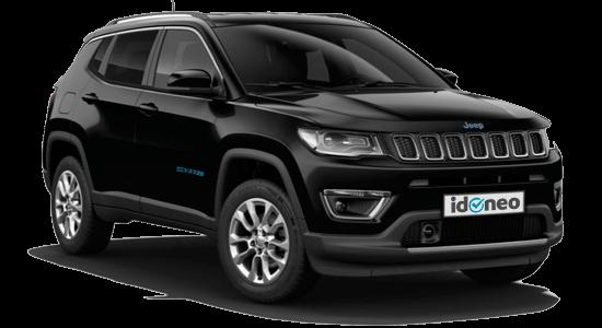 Jeep COMPASS 1.3 PHEV 140kW (190CV) Limited AWD Automático de renting