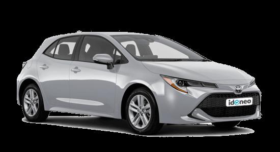 Toyota Corolla gris