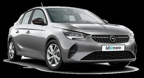 Opel Corsa gris