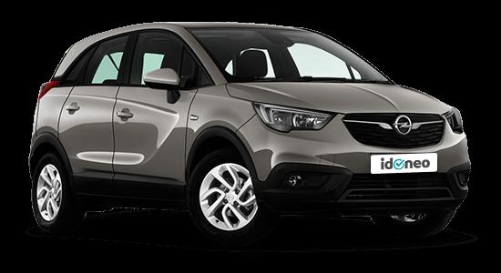 Opel Crossland X de renting