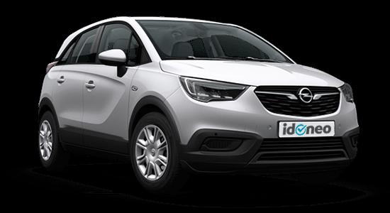 Opel Crossland X plata