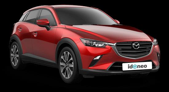 Mazda CX-3 Style+ 2.0 SKYACTIV GE 88KW 2WD de renting