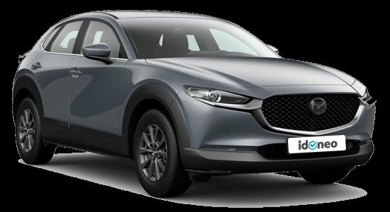 Mazda CX-30 gris