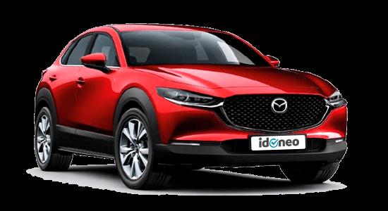 Mazda SKYACTIV-X 2.0 132 kW Zenith de renting