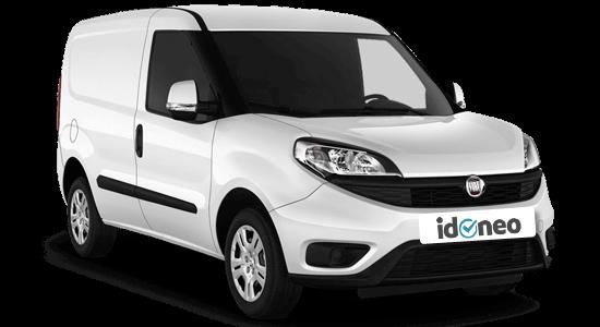 Fiat Dobló Cargo 1.3Mjt Base 95 E6 de renting