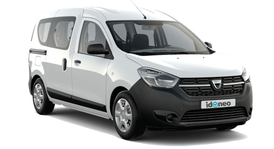 Dacia 1.6 SCE GLP 75kW - 18 de renting