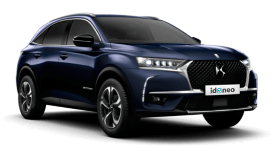 DS DS 7 Crossback azul