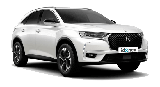 DS DS 7 Crossback blanco