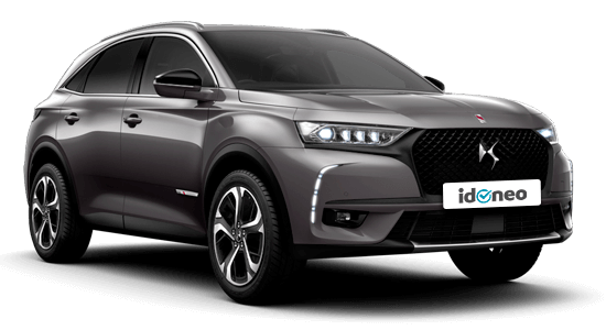 DS DS 7 Crossback gris