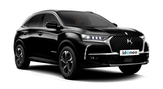 DS DS 7 Crossback negro