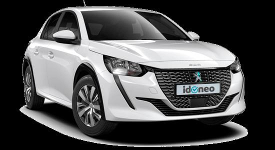 Peugeot e-208 100 Kw active de renting