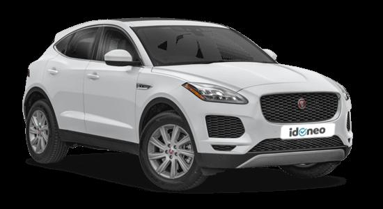 Jaguar E-Pace blanco