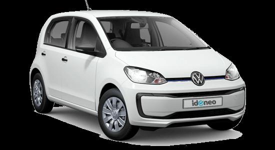 Volkswagen e-up! 60 KW Automático 1 vel. de renting