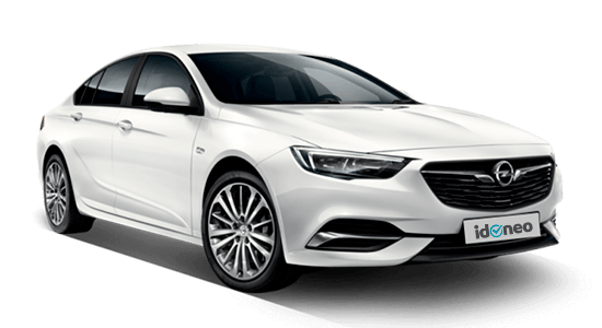Opel Insignia blanco