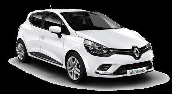 Renault Clio blanco