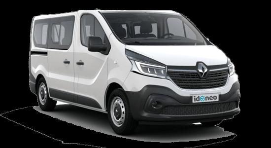 Renault Trafic blanco