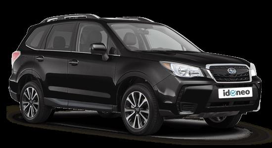 Subaru Executive 2.0i Lineartronic (GLP) de renting