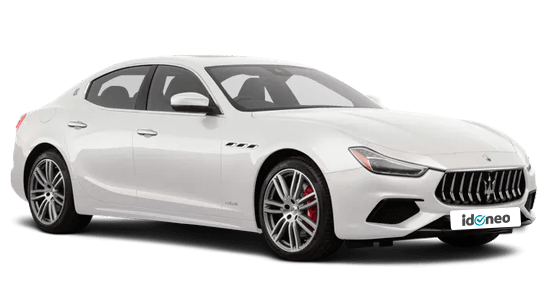 Maserati Ghibli Diésel 3.0 de renting