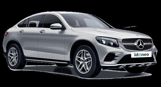 Mercedes Benz 2.0 GLC 300 D 4MATIC AUTO de renting