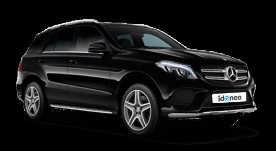 Mercedes Benz GLE Todoterreno negro
