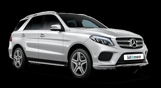 Mercedes Benz GLE 300 d 4MATIC de renting