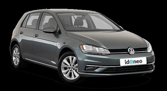 Volkswagen Golf 1.6 TDI de renting