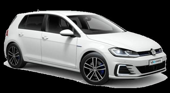 Volkswagen Golf 7 GTE 1.4 TSI de renting