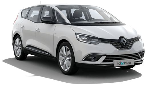 Renault Grand Scénic Life 1.2 TCE ENERGY 85KW de renting