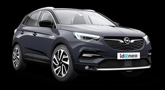 Opel Grandland X gris