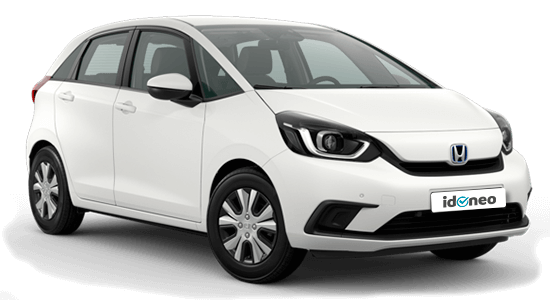 Honda Jazz blanco