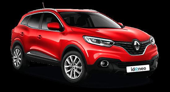 Renault Kadjar rojo