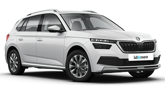 Škoda Kamiq blanco