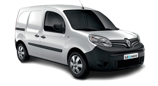 Renault Kangoo blanco