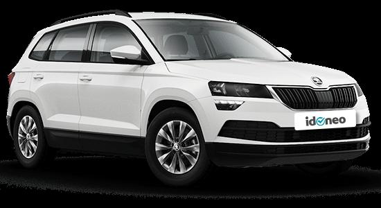 Škoda 1.6 TDI de renting