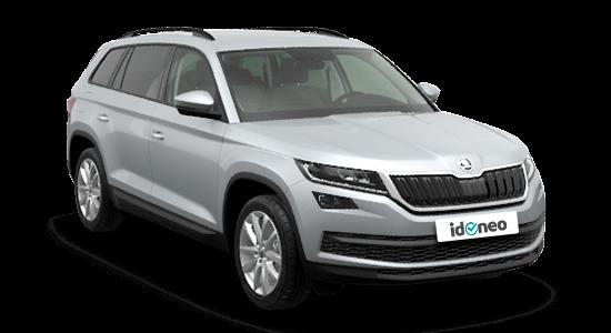 Škoda Kodiaq Ambition 2.0 TDI 110KW DSG de renting