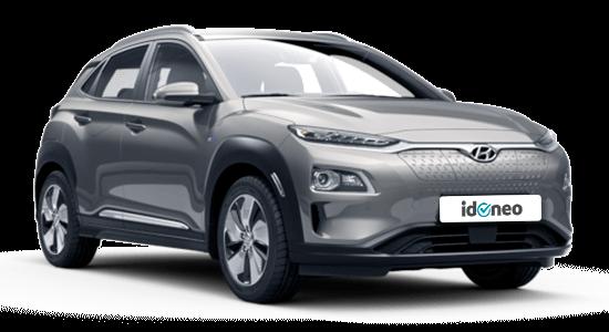 Hyundai Kona Eléctrico de renting