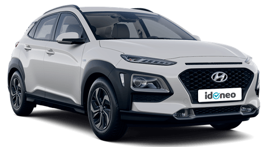 Hyundai 1.6 GDI HEV DCT de renting