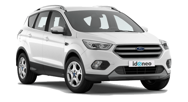 Ford Kuga blanco