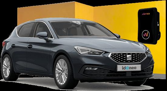 Seat León 1.4 E-Hybrid Dsg-6 S&s Xcellence Go L de renting
