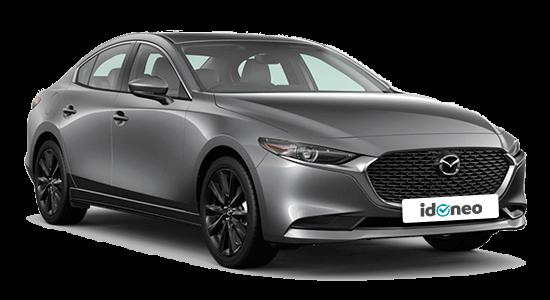 Mazda 2.0 SKYACTIV-G 88kW de renting